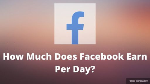 How Much Does Facebook Earn Per Day?