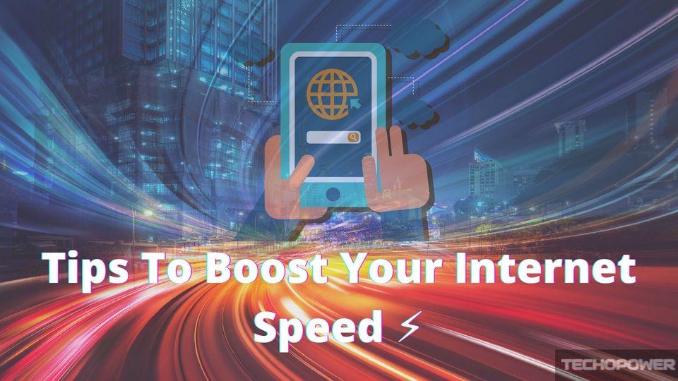 How to increase your internet speed