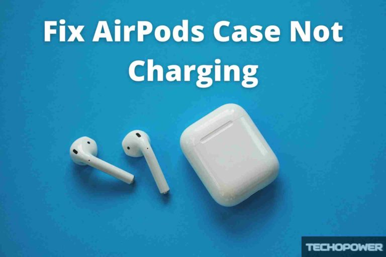 Fix AirPods Case Not Charging