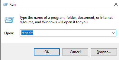 Fix The .NET framework is Not Supported