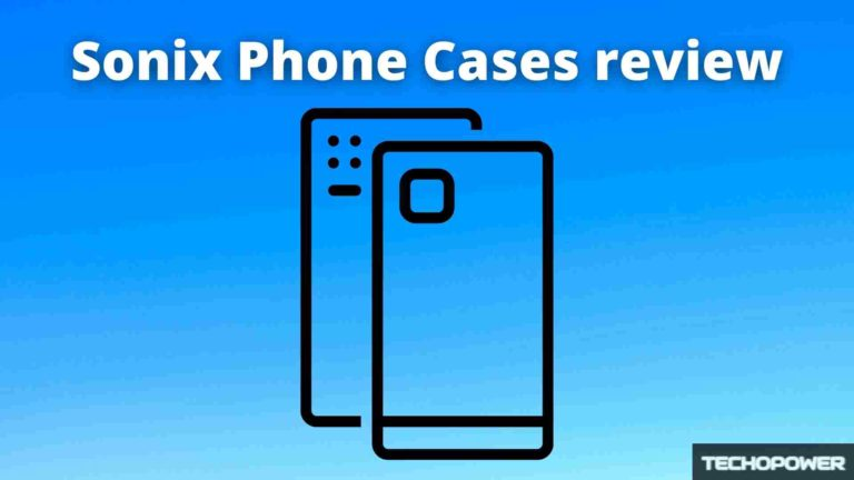 sonix phone case review
